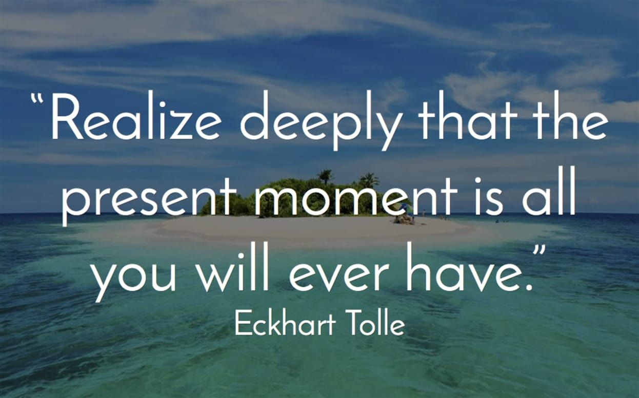 11 Eckhart Tolle Quotes To Inspire Your Day