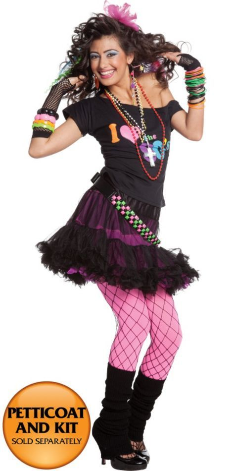 80s Theme Party Outfit Ideas – 18 Fashion Ideas From 1980s