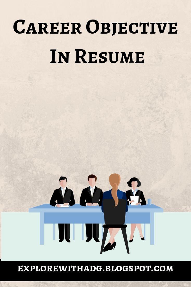 Career objective in resume resume resume objective