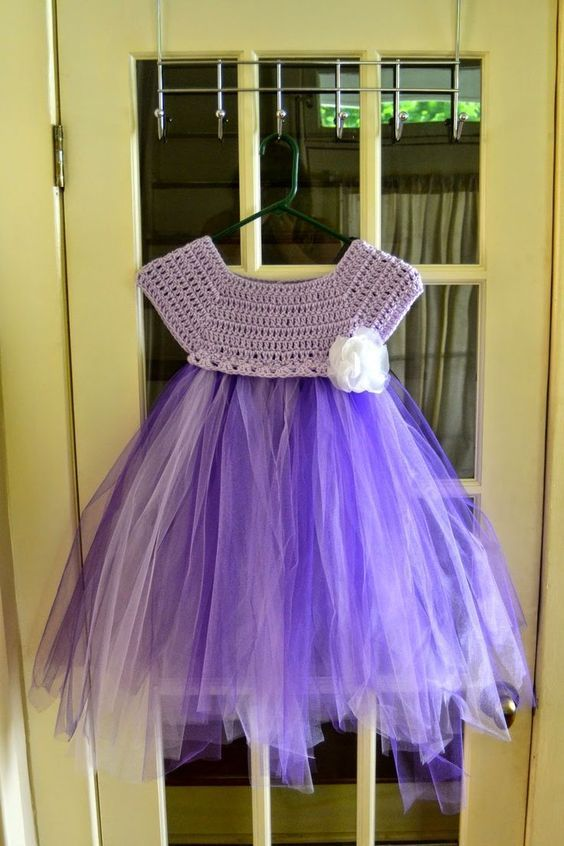 The View From My Hook Free Pattern Friday Kassia Empire Waist