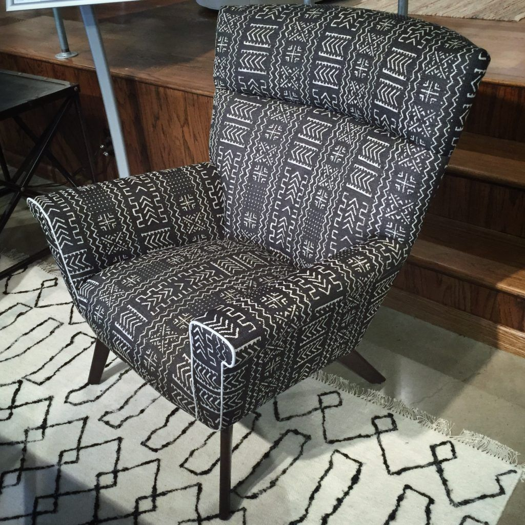 Arianne Bellizaire Inspired To Style Design Trends HPMKT High Point Market  Style Southwestern Tribal Prints Pattern Elite Furniture Gallery NC  Furniture ...