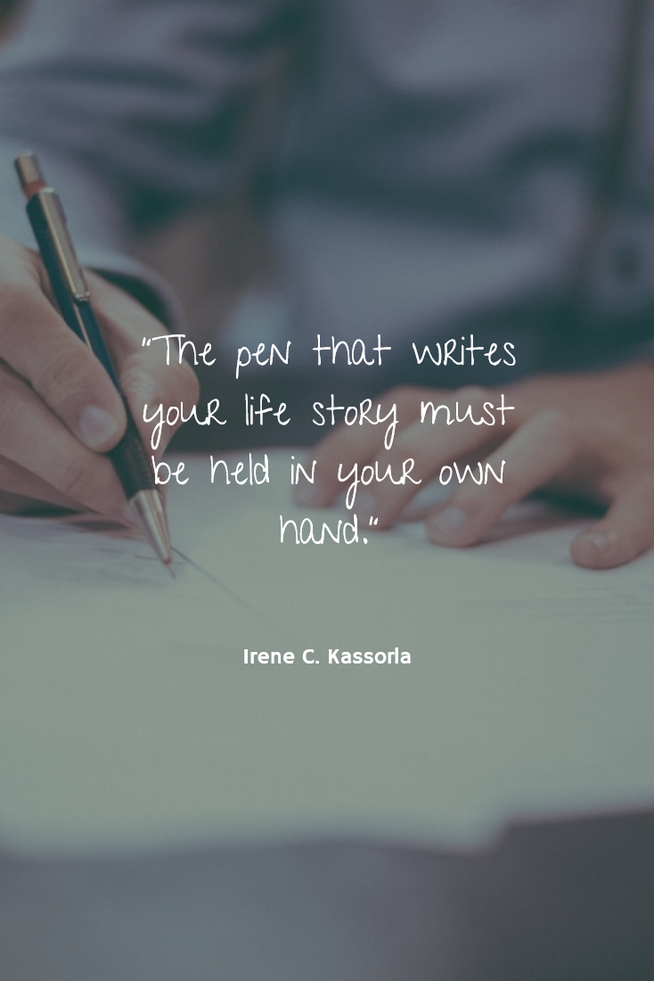 You Can Write Your Own Story