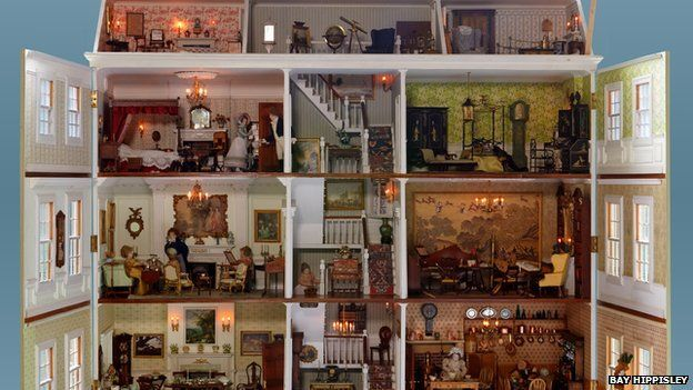 Awesome Dolls House Interior Contemporary - Best Ideas Interior ...