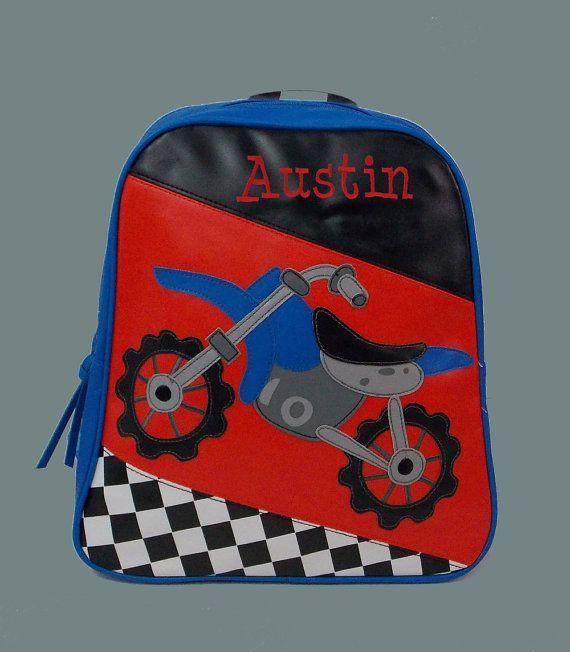 Personalized Stephen Joseph GoGo Backpack