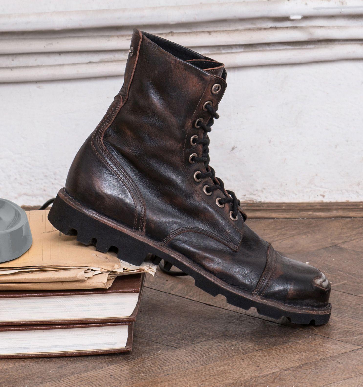 a90dd139430 Diesel Men's Shoes SS15 Preview - steel boots men style | dress code ...