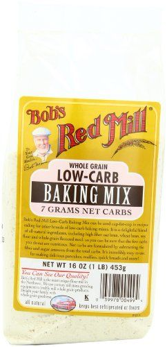 Bob's Red Mill Low-Carb Baking Mix, 16-Ounce « Lolly Mahoney