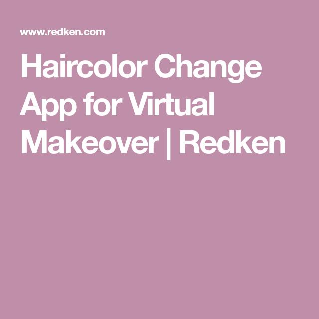 10+ Redken hair color change app trends