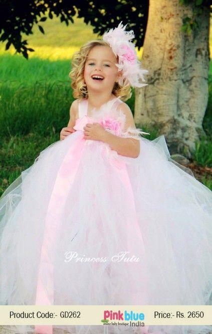 f16d6281e Baby Girl First Birthday Outfit - Princess White Tutu Dress, Flower Girl  Tutu Dress, Baby Tutu Outfit, Christmas Tutu Dress, Halloween Dresses, ...