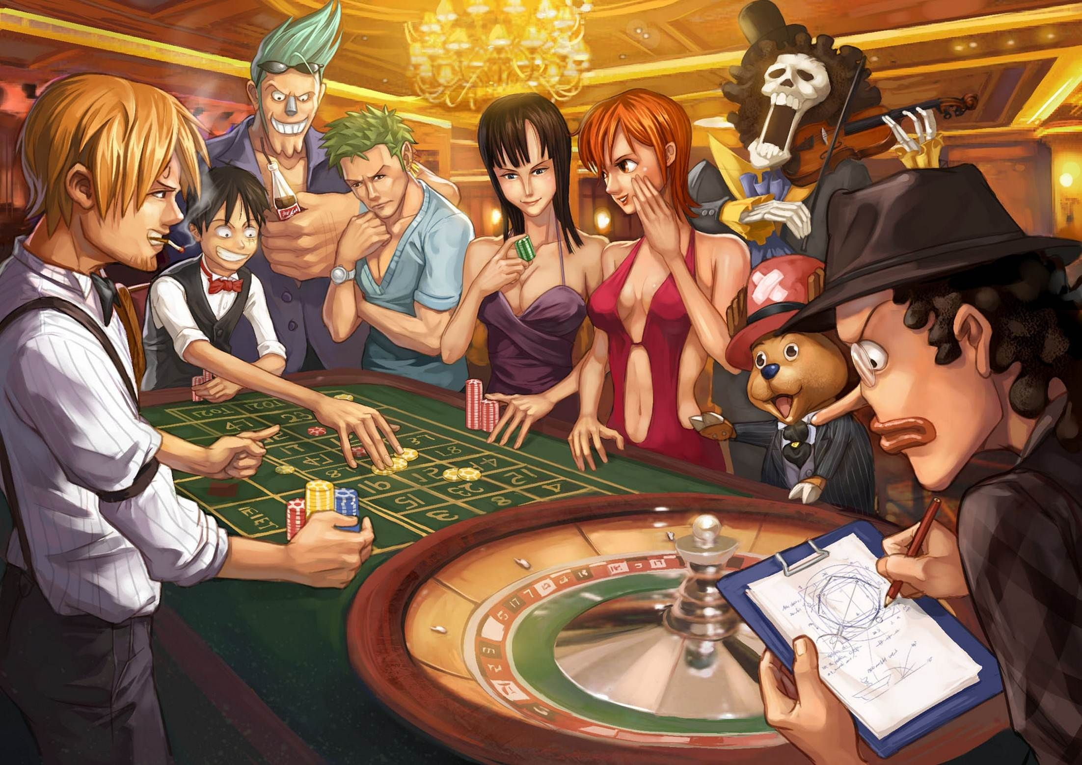 Awesome One Piece Wallpaper 08 HD Wallpapers