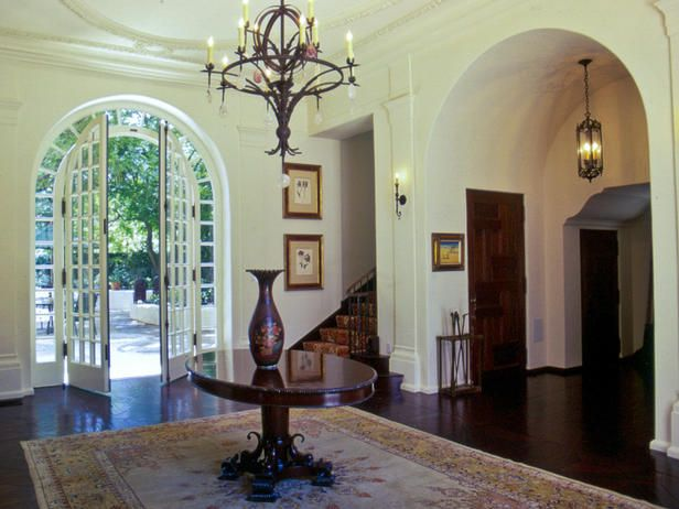 Entry Foyer Synonym : Image gallery mediterranean entryway