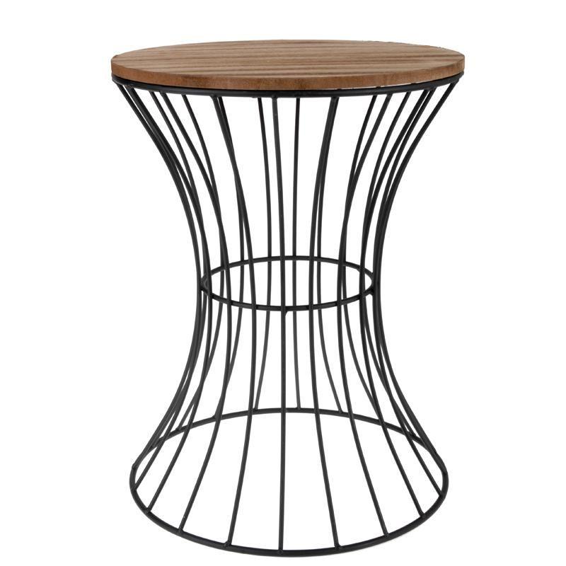Beistelltisch Couchtisch Nachttisch Tisch Hocker Blumenstander Holz Metall Express24 Online Beistelltisch Metall Beistelltisch Couchtisch Korb
