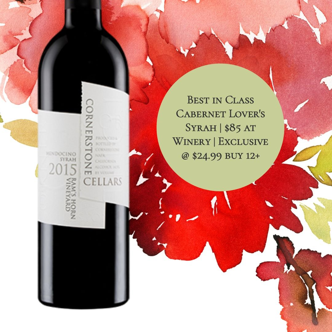 Don T Miss Out On This Exclusive Syrah Case Buy Offer Of The Year 85 At The Winery Only 24 99 Buy 12 Best In Class San Franc Syrah Wine Bottle Wines