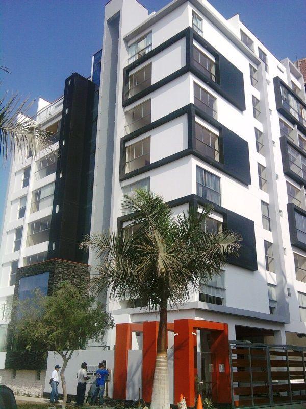 Trujillo proyectos y obras en general page 835 for Fachadas de edificios modernos