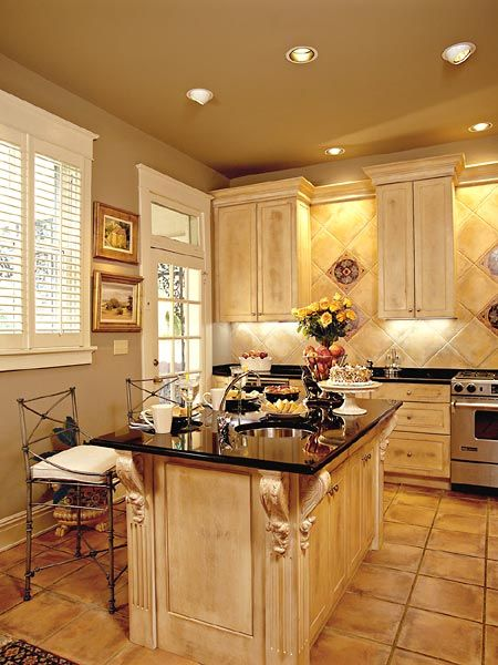 Neutral Color Schemes For Homes Kitchen Warm