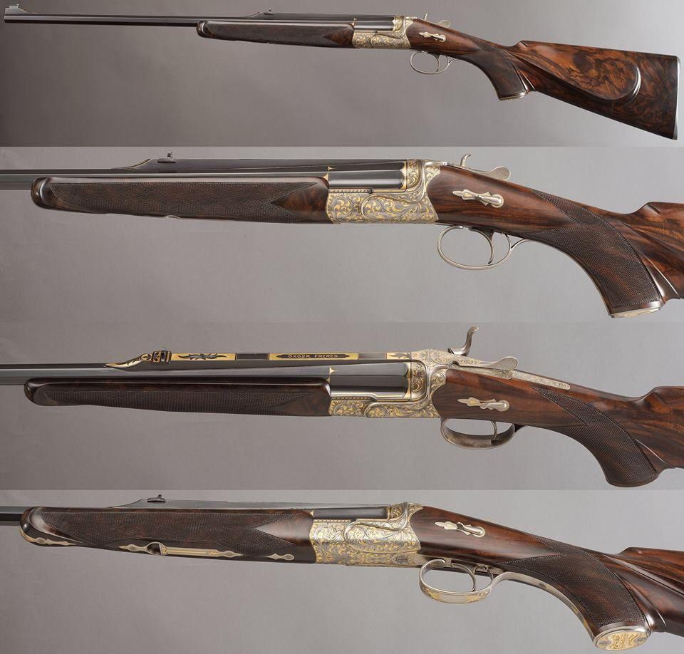 Verney Carron from l'Atelier   Double rifles   Guns, Hand guns, Firearms