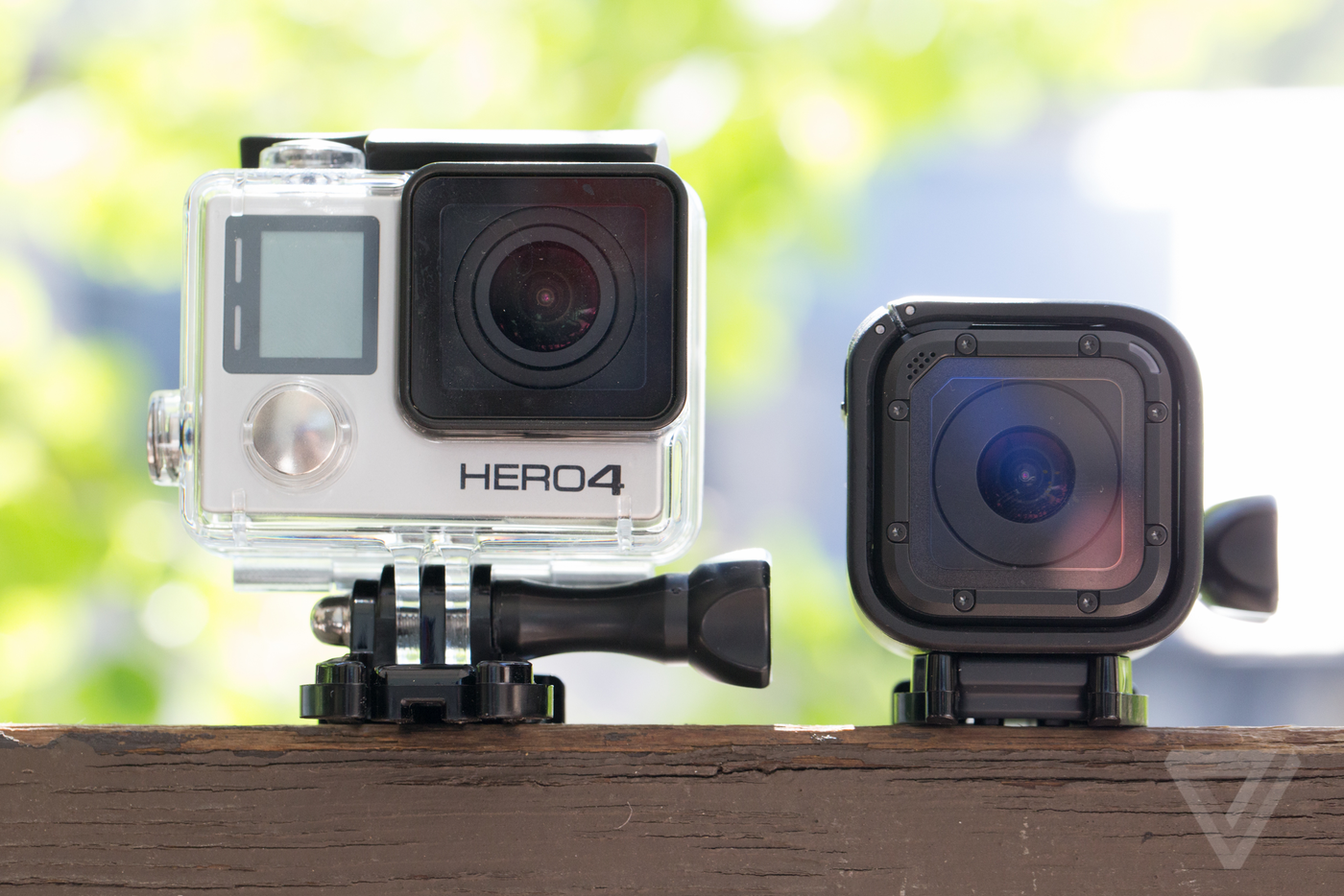GoPro Hero 4 Session - new, tiny camera ready for action! www ...