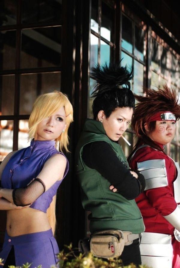 50 Best Naruto Cosplay Ideas Ever Cosplay Naruto Cosplay