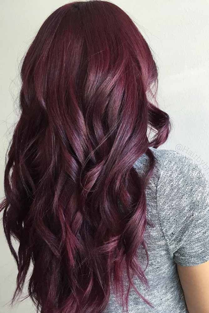 21 Enchanting Shades And Styles Of Red Hair For A Sultry New Look