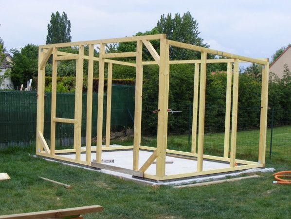 Résultats de recherche d\u0027images pour « construire un abri de jardin