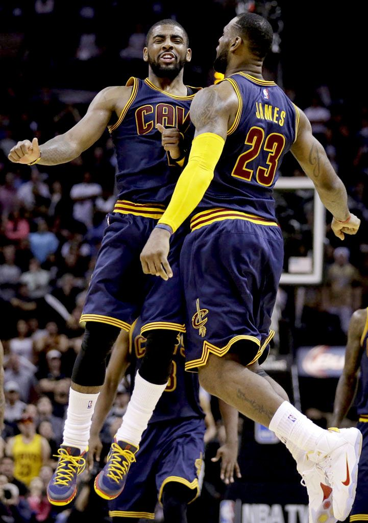 Kyrie Irving scores 57 points, Cavs beat Spurs in OT Kyrie Irving