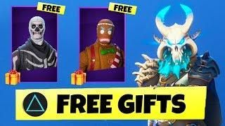 how to gift skins in fortnite update gifting system season 5 - is gifting in fortnite free