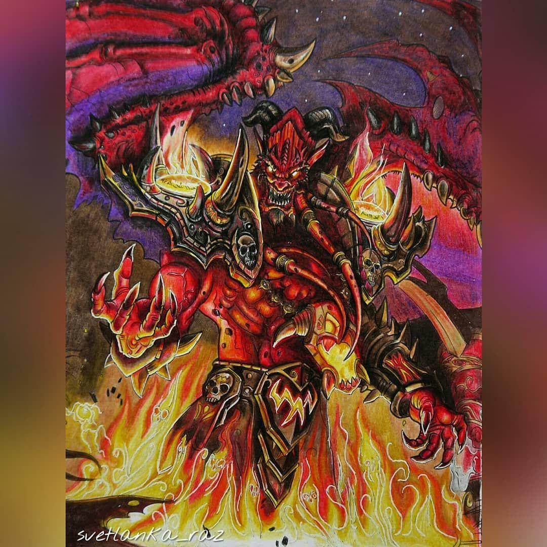 #Warcraft #worldofwarcraftcoloringbook # ...