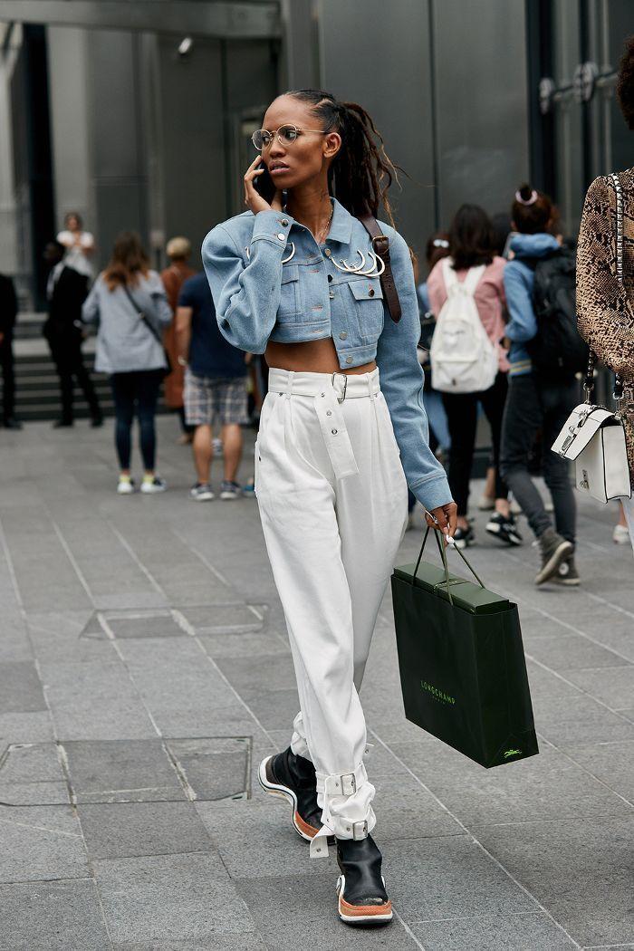 #der #fashion #fashionjewelry #neueste #street #style #week #york #trendystreetstyle