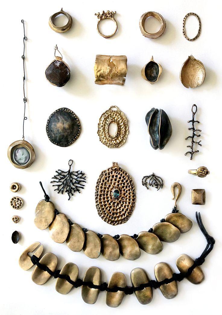 :: Bijoux: Julie Cohn Makes Jewelry::