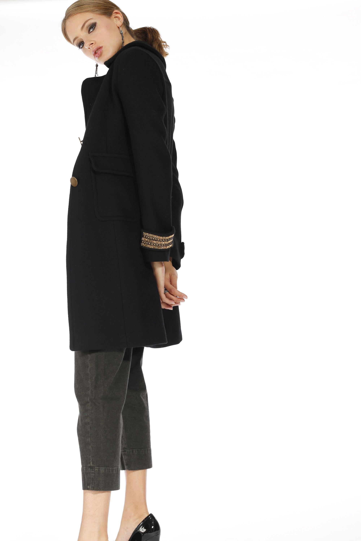 Cappotto militare Mason's Donna Miuccia in lana - Masons