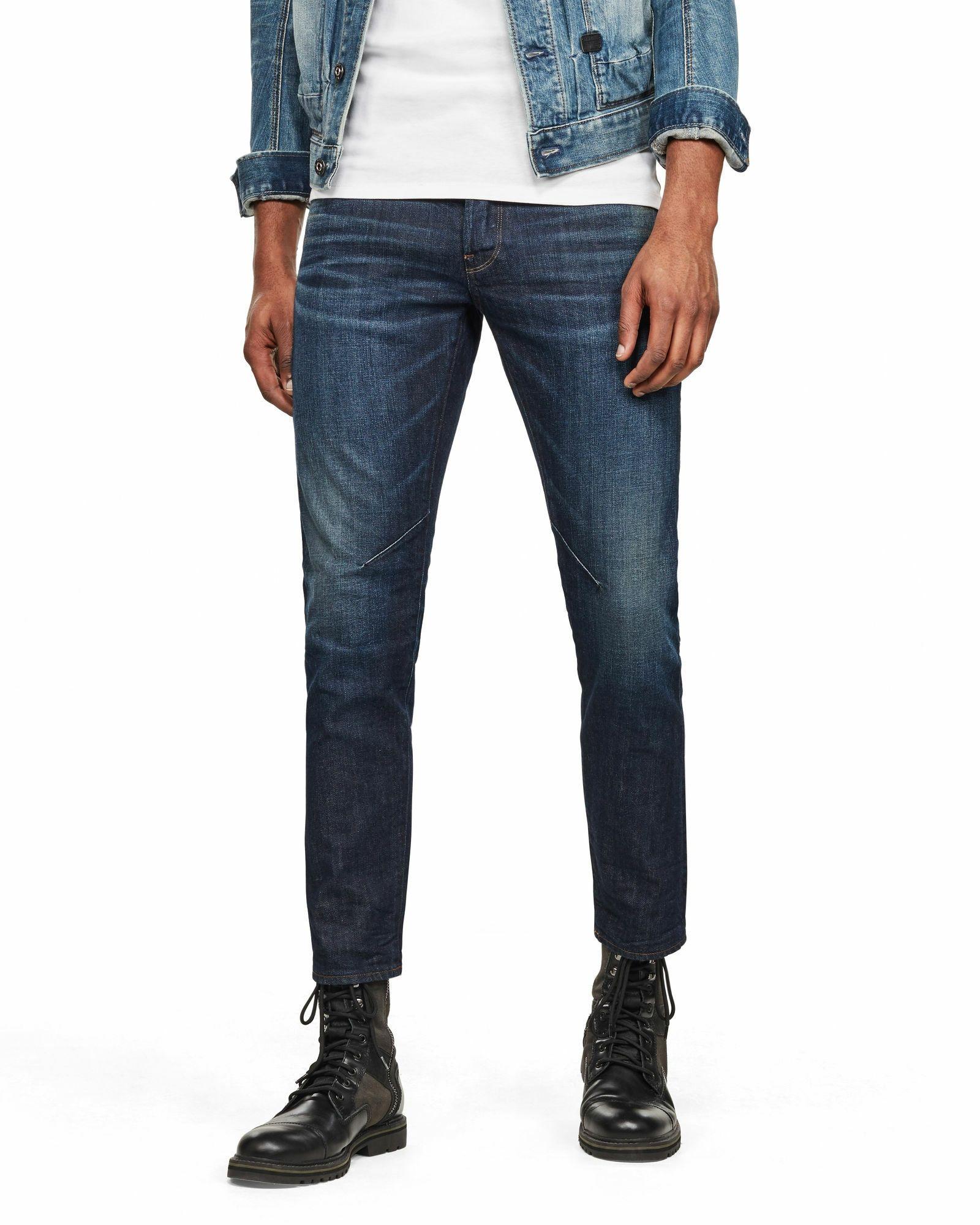 G-Star RAW Jeans 'D-Staq' Herren Blue Denim Größe 30