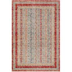 Photo of benuta Flachgewebeteppich Stella Beige/Orange 80×150 cm – Moderner Teppich für Wohnzimmer benuta