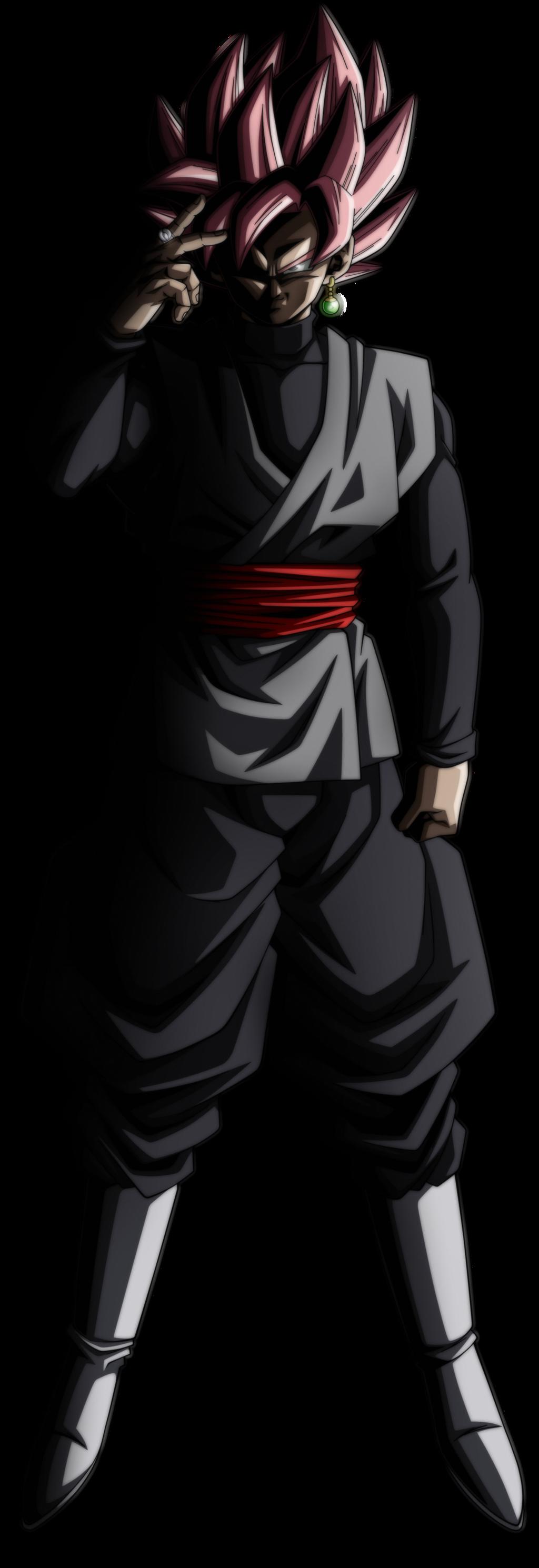 (Dark) Black Goku by NekoAR Dragon Ball Super Goku