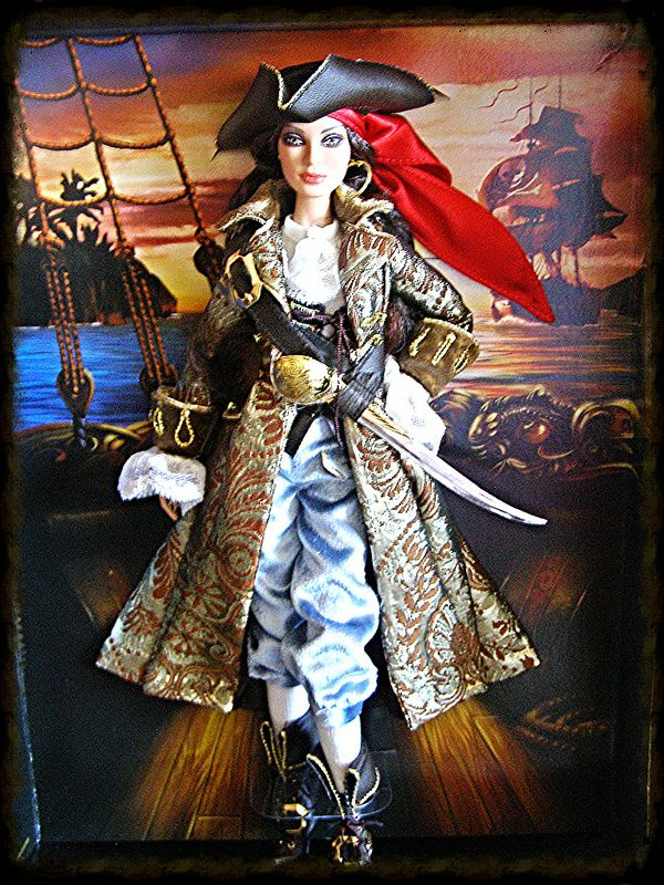 Barbie Pirata 2007.2