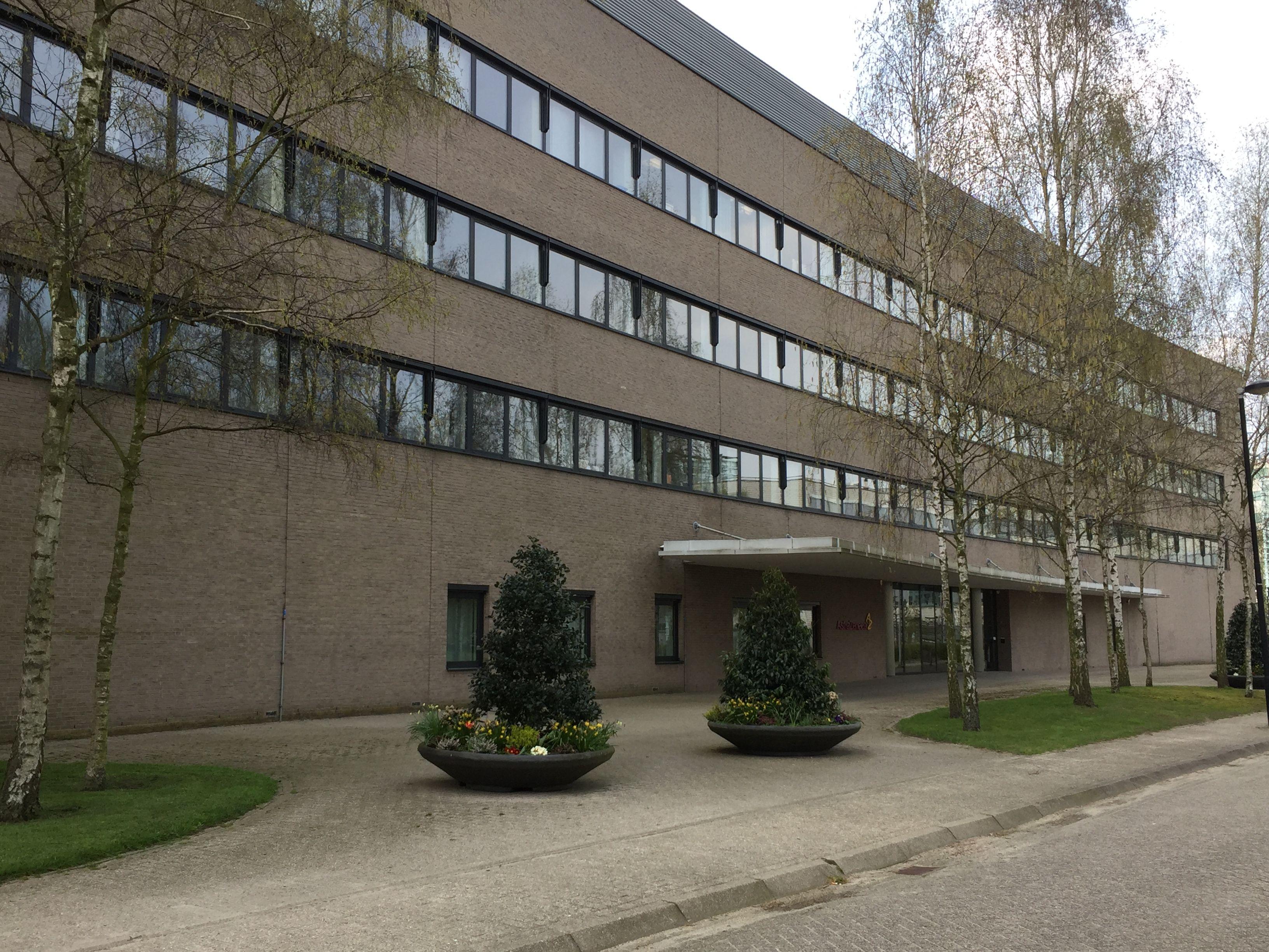 Kantoorgebouw Astrazeneca Gebouwen