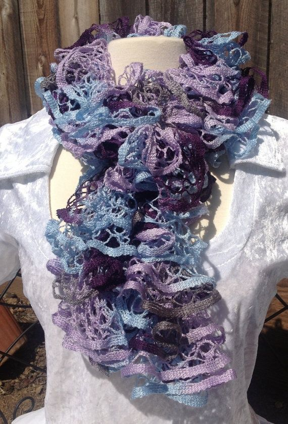 Sashay Crochet Scarf Pattern Crochet Scarves Sashay Scarves