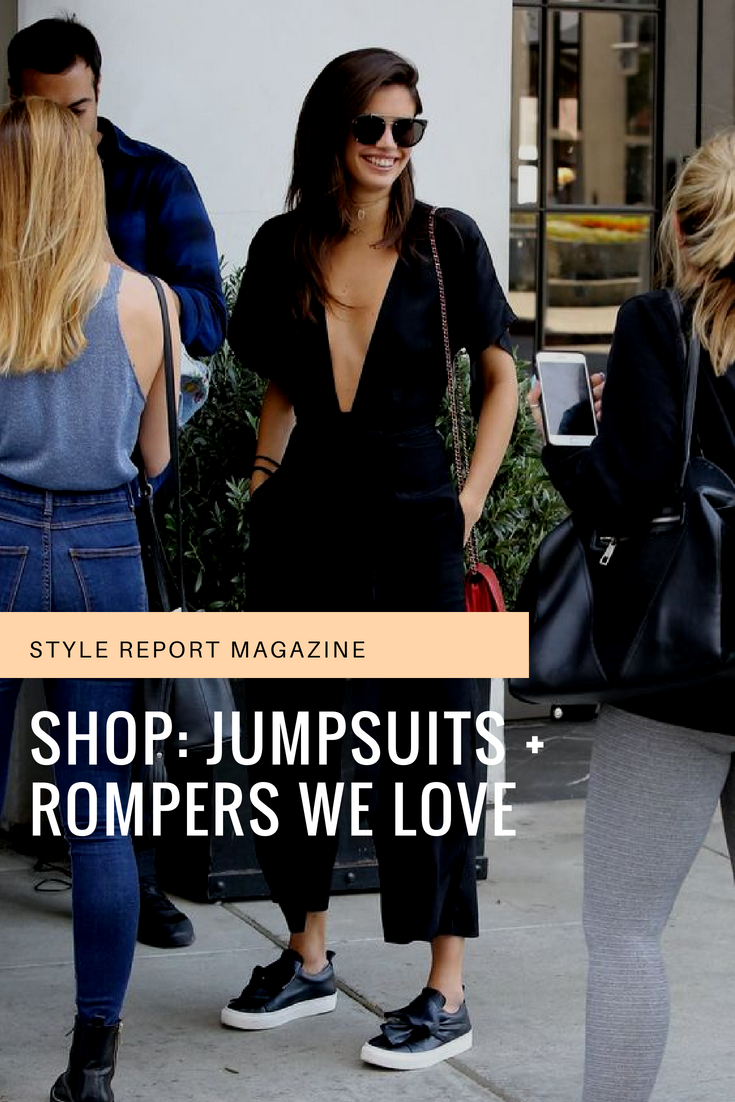 9a53a775a93 Click to shop Jumpsuits and rompers we love for summer! You can never go  wrong with these easy summer outfit! Summer outfit ideas