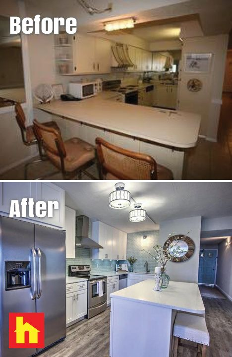 Kitchen Remodel By Kelli L Of Panama City FL Condo Kitchen - Bathroom remodel panama city fl