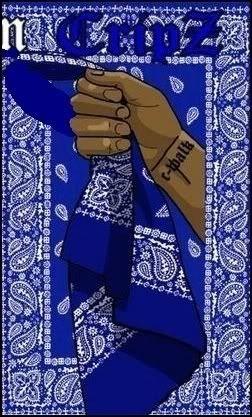 Crip Flag | CRIP FLAG | KING DASSISE ABRAHAM BAMBA 2015 in