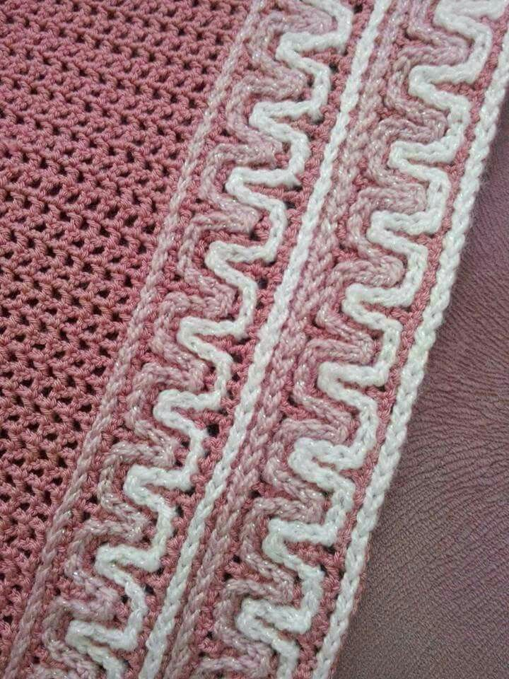 Pin de Margarita Corchado en Afghan Crochet | Pinterest | Punto de ...