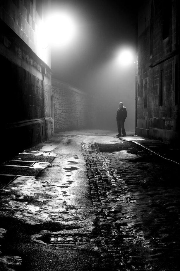 Man in the fog oxford england the overall youth winner in the take a view landscape photographer of the year award so atmospheric