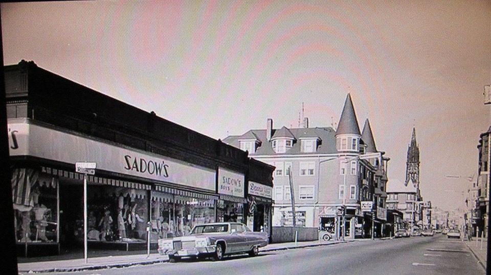 Sadows On Acushnet Avenue New Bedford Ma Bedford Massachusetts New Bedford Bristol County