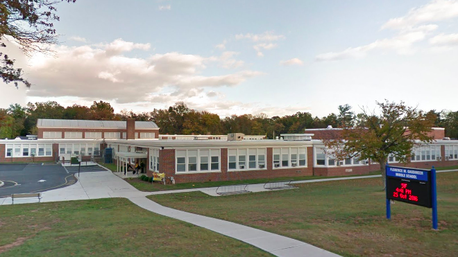 Springfield Township Florence M. Gaudineer Middle School, NJ Solution:  Wireless Pneumatic Thermostat 235,000