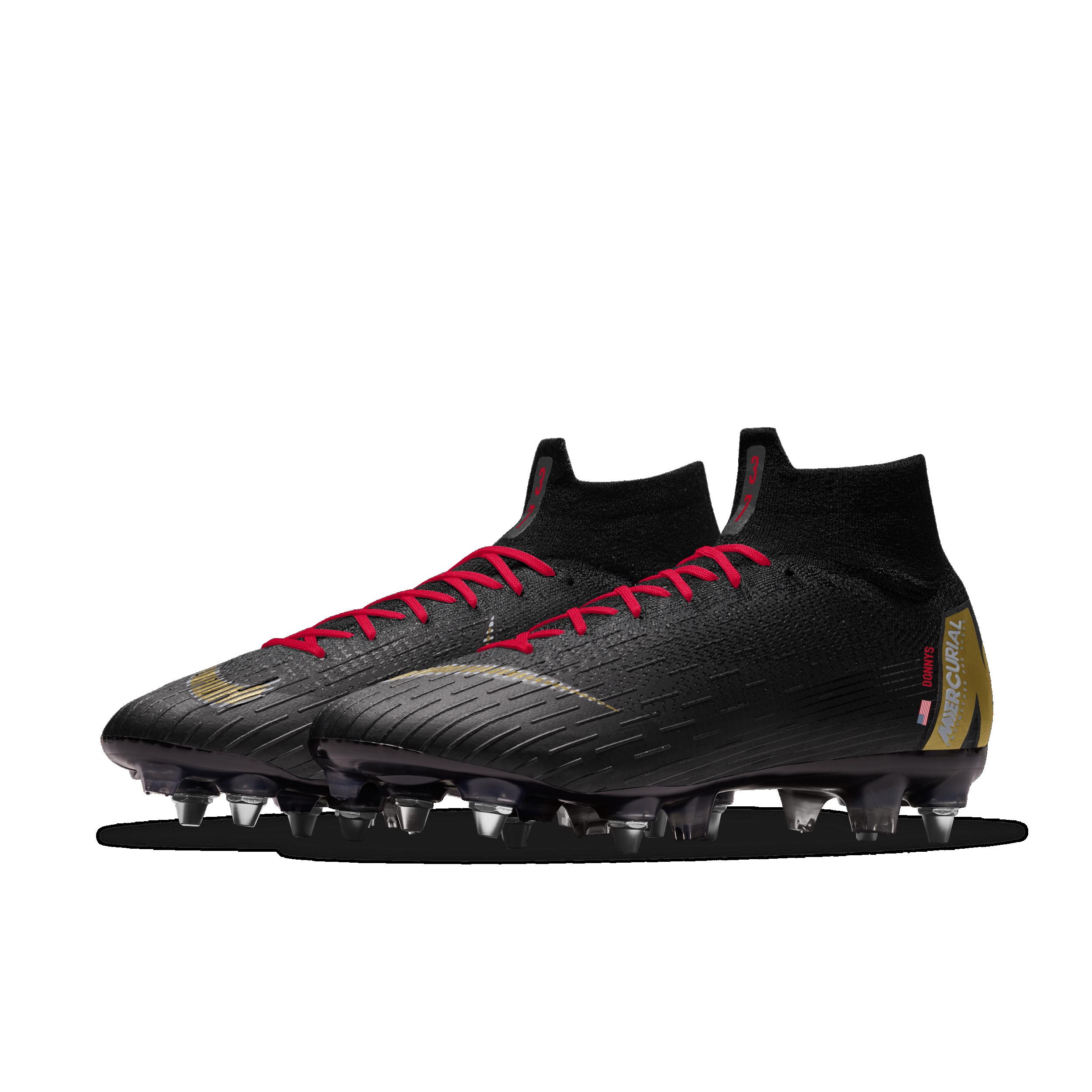 efb36616c8c25  football  soccer  futbol  nikefootball Nike Mercurial Vapor 360 Elite FG  Rising Fire - Team Red   Bright Crimson   Metallic Dark Grey