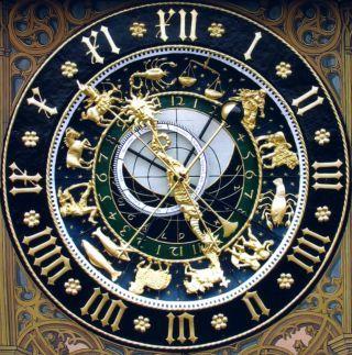 Photo of Die Astronomische Uhr am Ulmer Rathaus