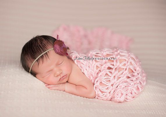 Newborn Wrap Pattern Newborn Blanket Pattern Knitting Pattern