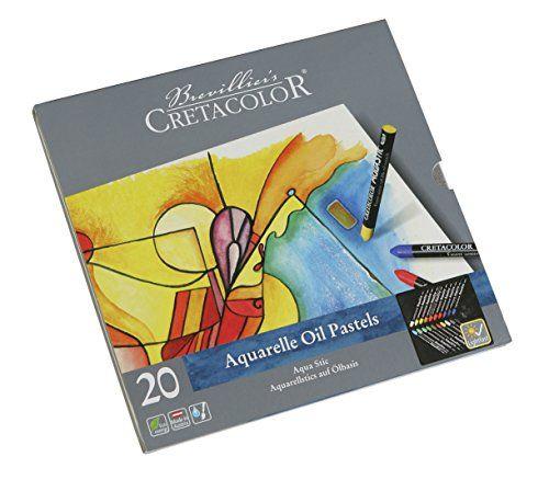 Cretacolor AquaStic Metallic, 20 Stück sortiert im Metalletui, Wachsmalkreiden, Wachsmalstifte Cretacolor http://www.amazon.de/dp/B0035GGX0C/ref=cm_sw_r_pi_dp_wvL-ub1GWQ9DY