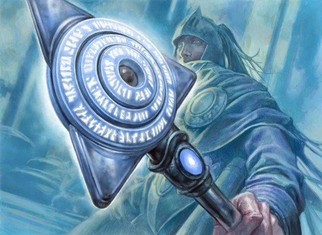 Azorius Charm - Zoltan Boros | Mtg art, Magic art, Art