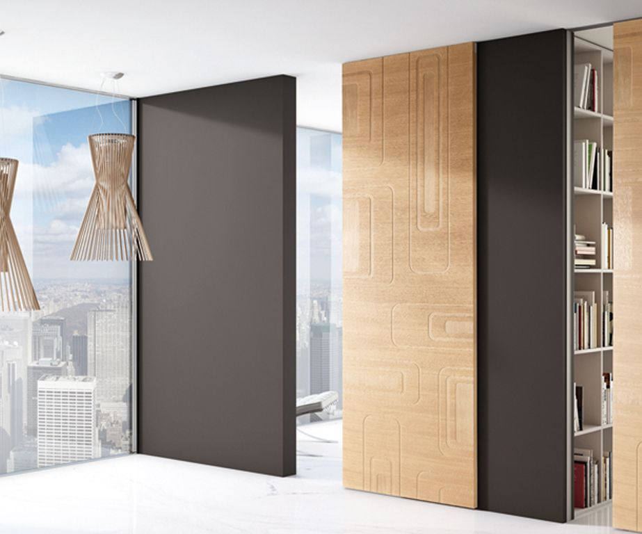 Merveilleux Barausse   Product   FILA, Sliding Door   Invisible Rail