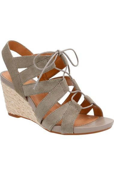 fc54fd2138 Clarks® Acina Chester Wedge Sandal (Women) available at #Nordstrom ...