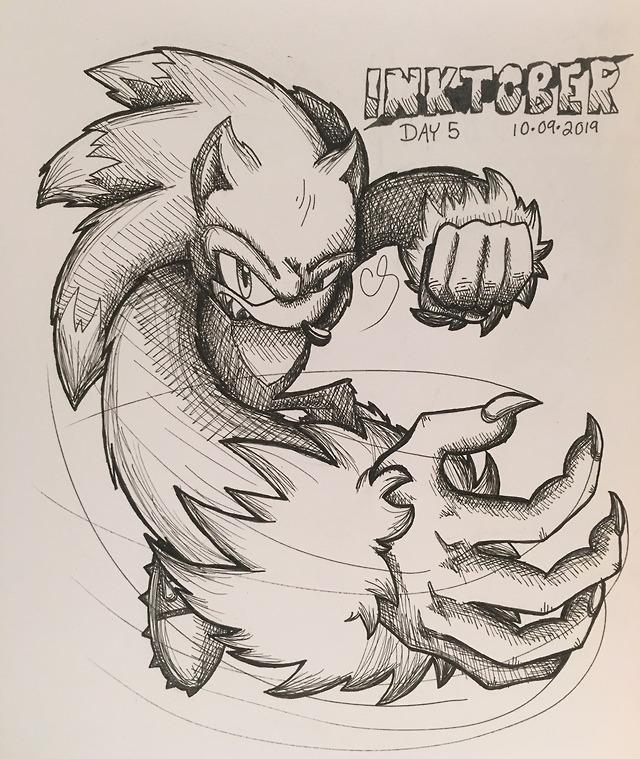 Werehog Tumblr Sonic Unleashed Sonic Fan Art Amy The Hedgehog